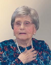 Mme Irene Pilote VILLENEUVE  Décédée le 22 décembre 2020
