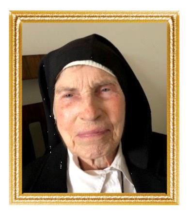 Sr Clare Peckam  22 octobre 1932  20 décembre 2020 avis de deces  NecroCanada