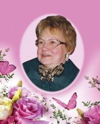 Rose-Anna Ouellet  2020 avis de deces  NecroCanada