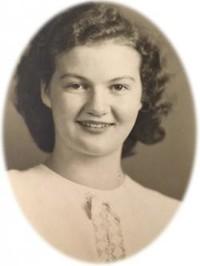Marjorie Eleanor Messer  19312020 avis de deces  NecroCanada