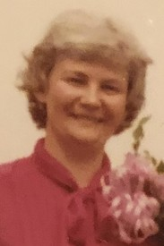 Maria Kasprzyk born Markow  17 mars 1936