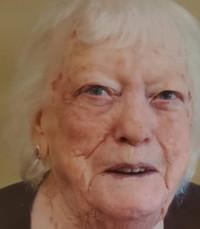 Ethel Irene Moss Fairweather  2020 avis de deces  NecroCanada