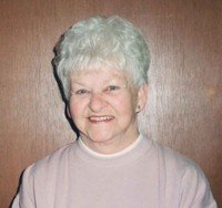 Molly Riching  March 12 1934  December 24 2020 (age 86) avis de deces  NecroCanada