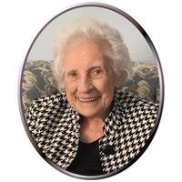 Doreen Hannah Ross  November 26 1929  December 23 2020 avis de deces  NecroCanada