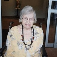Doris Iolene Haughton nee Cochran  August 28 1921  December 28 2020 avis de deces  NecroCanada