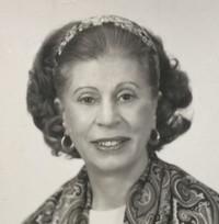 Marguerite Anne Bebluk  12 octobre 1935