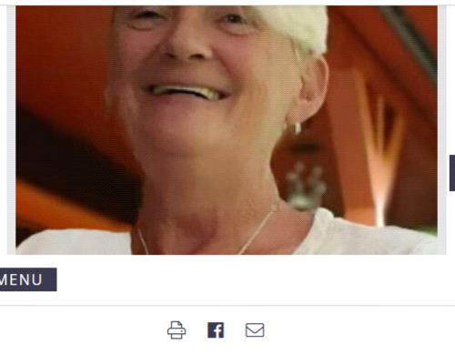 Marie Walsh  2020 avis de deces  NecroCanada