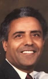 Pandit Dr Dilaram Kachroo  2020 avis de deces  NecroCanada