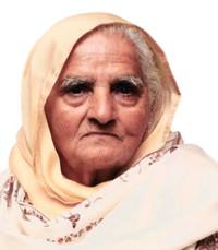 Ranjit Kaur Boparai  Sunday December 27th 2020 avis de deces  NecroCanada