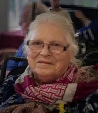 Shirley Schnegg  Thursday December 24th 2020 avis de deces  NecroCanada
