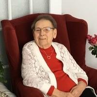 Annie Granter  February 21 1927  December 28 2020 avis de deces  NecroCanada