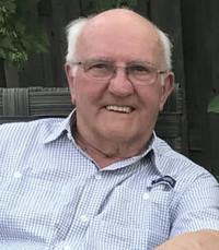George Declan Hamilton  Monday December 28th 2020 avis de deces  NecroCanada