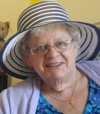 Judith Ann Richard  Thursday October 29th 2020 avis de deces  NecroCanada