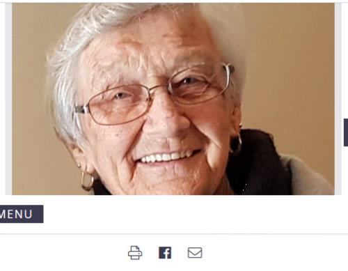 Barbara Garrett  2020 avis de deces  NecroCanada