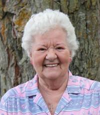 Edith Pearl Young Wahlers  Monday December 28th 2020 avis de deces  NecroCanada