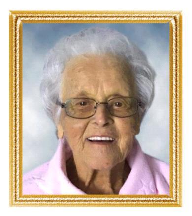Mme Lorraine Leblanc Paquin  13 octobre 1931  28 décembre 2020 avis de deces  NecroCanada