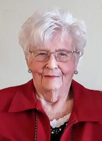 Mme Adrienne Dubois TREMBLAY MORENCY  Décédée le 30 décembre 2020