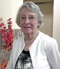 Margaret Isobel Lumley Lye  Tuesday January 5th 2021 avis de deces  NecroCanada