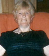 Margaret Madge Lewis Shea  January 7th 2021 avis de deces  NecroCanada