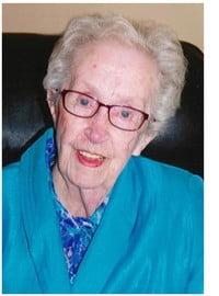 Margaret Ellen LeCerf  February 3 1927  January 8 2021 avis de deces  NecroCanada