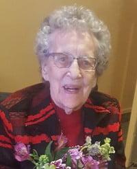 Hazel Marie Harrington Saunders Lister  January 18 1923  January 13 2021 (age 97) avis de deces  NecroCanada