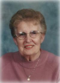 Jeannette OZGA  December 24 1934