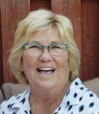 Mary-Jane Livingstone Warner Rose  Friday January 15th 2021 avis de deces  NecroCanada