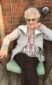 Cecilia Elizabeth Ryberg  July 25 1934  January 18 2021 (age 86) avis de deces  NecroCanada