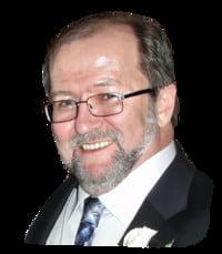Gerard Gerry Jobin  2021 avis de deces  NecroCanada