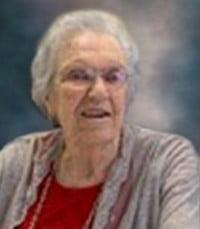Wilma Jean Robinson McLeod  Wednesday October 7th 2020 avis de deces  NecroCanada