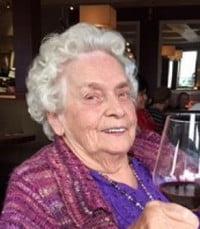 Lillian Mabel Smitheman McGouran  Thursday January 21st 2021 avis de deces  NecroCanada