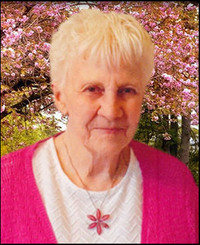 Mary Felske  1938  2021 avis de deces  NecroCanada