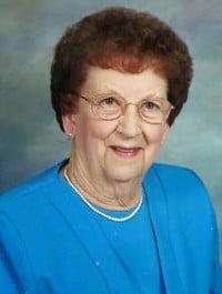 Eleanor Jean Brown  2021 avis de deces  NecroCanada