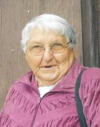 Matilda Hawryluk Peterson  October 25 1931  January 24 2021 (age 89) avis de deces  NecroCanada