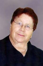 Yvette Bosse  (1931  2021) avis de deces  NecroCanada