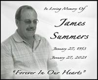 James Summers  1953  2021 avis de deces  NecroCanada