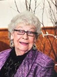 Hazel Evelyn Parker Bleakney  19302021 avis de deces  NecroCanada