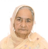 Amreek Kaur Chhina  January 1 1951  January 31 2021 (age 70) avis de deces  NecroCanada
