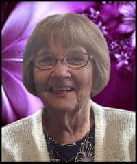 Theresa Tewsley  1930  2021 avis de deces  NecroCanada