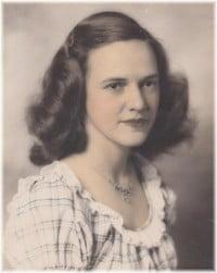 Adeline Annie Del Folks MacInnes  19302021 avis de deces  NecroCanada