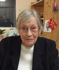 Mary Lorimer  January 31 2021 avis de deces  NecroCanada