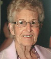 Ruth Mildred Steinthorson  Tuesday February 9th 2021 avis de deces  NecroCanada