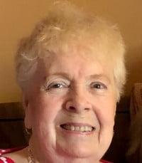 Anne O'Brien  Monday February 8th 2021 avis de deces  NecroCanada