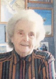 Eileen Harriet Cooper  January 2 1922  January 31 2021 (age 99) avis de deces  NecroCanada