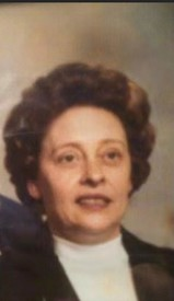 June Cameron  12 février 1935