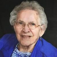 Myrtle Browning  February 12 2021 avis de deces  NecroCanada