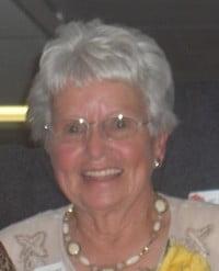 Christena Mary Kelly Wouters  June 11 1936  February 16 2021 (age 84) avis de deces  NecroCanada