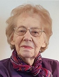 Clara Lucille Gabrielson Schur  February 5 1928  February 10 2021 (age 93) avis de deces  NecroCanada