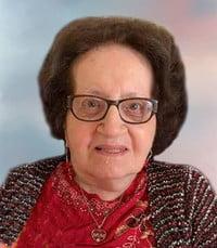 Gladys McDade  Friday February 12 2021 avis de deces  NecroCanada