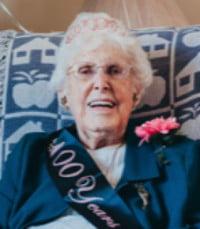 Lillian Louise Weatherall-Hiltz Cook  Tuesday February 16th 2021 avis de deces  NecroCanada